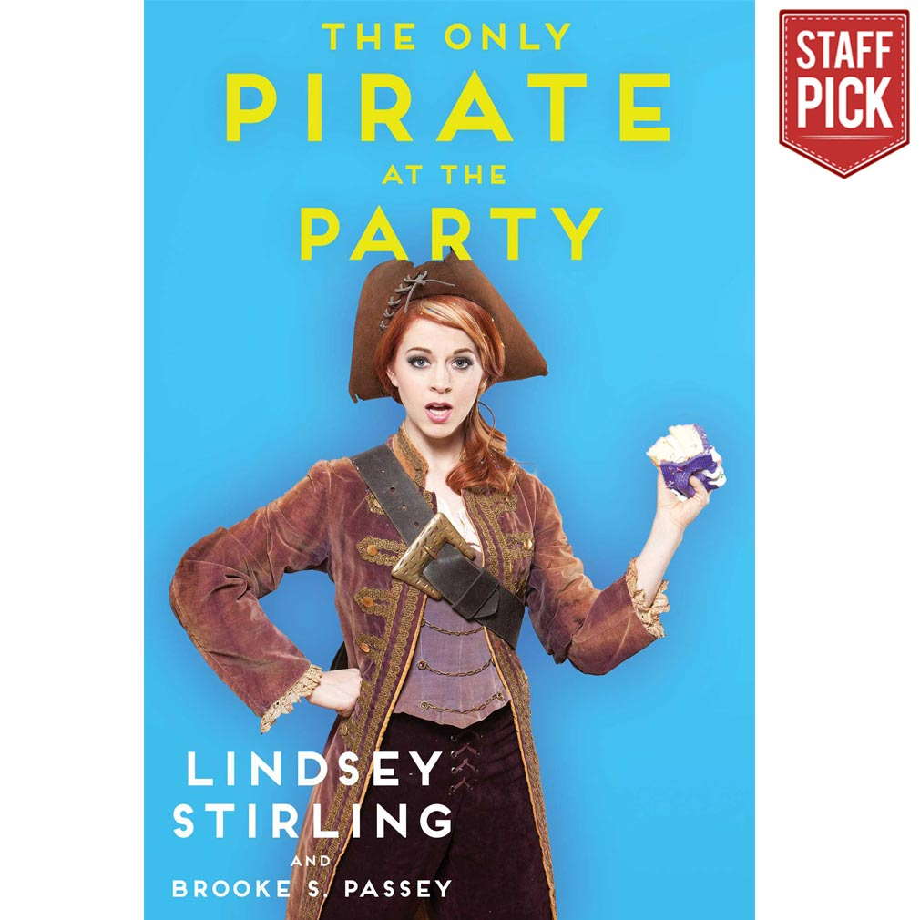 The Only Pirate at the Party - BNT-9781501119101