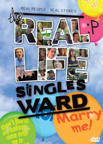 the real life singles ward dvd in inspirational