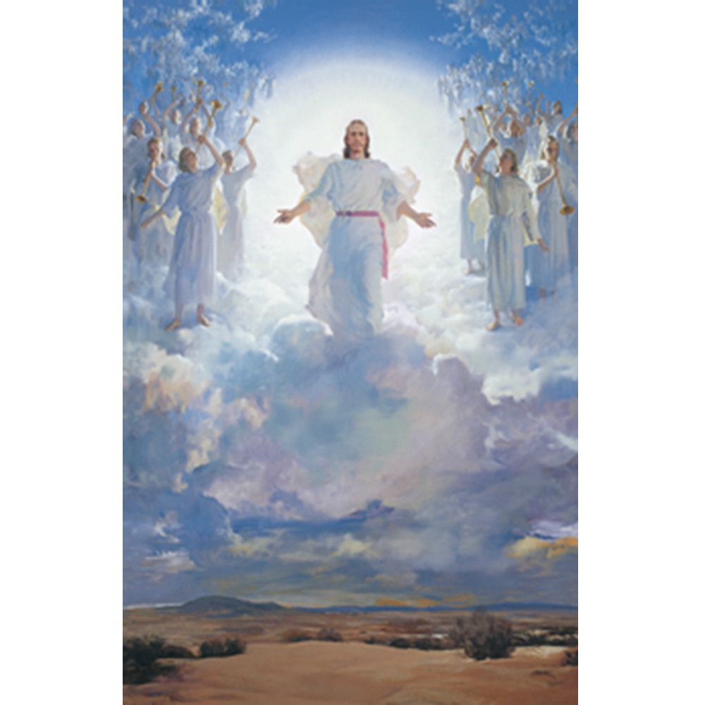 The second coming print in jesus christ ldsbookstore lds the second coming print thecheapjerseys Choice Image