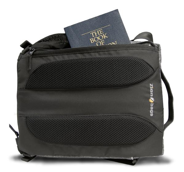 Tract Sling Messenger Bag - ZB-862011000130