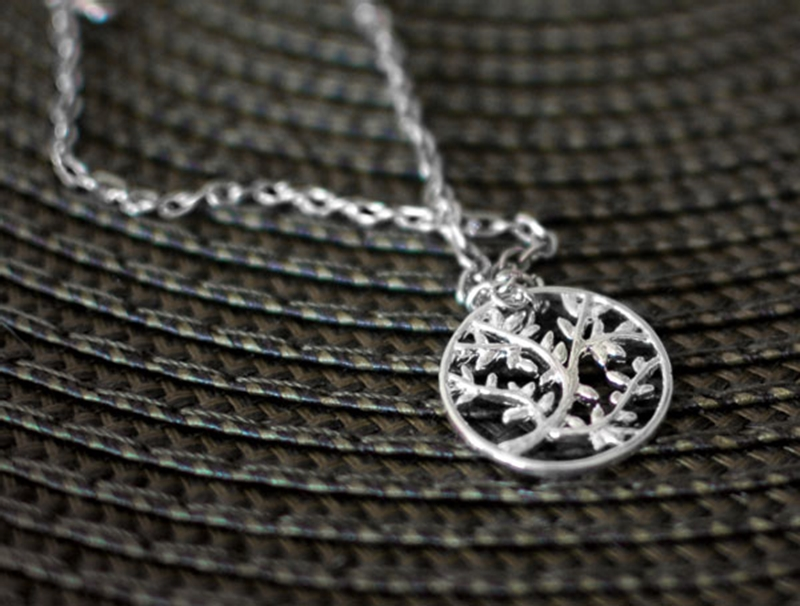 Tree of Life Pendant Necklace - CF-P70026