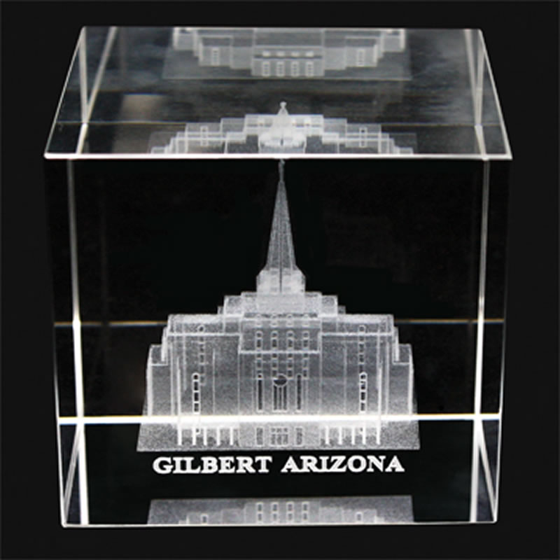 Gilbert Temple Cube In Temple Cubes