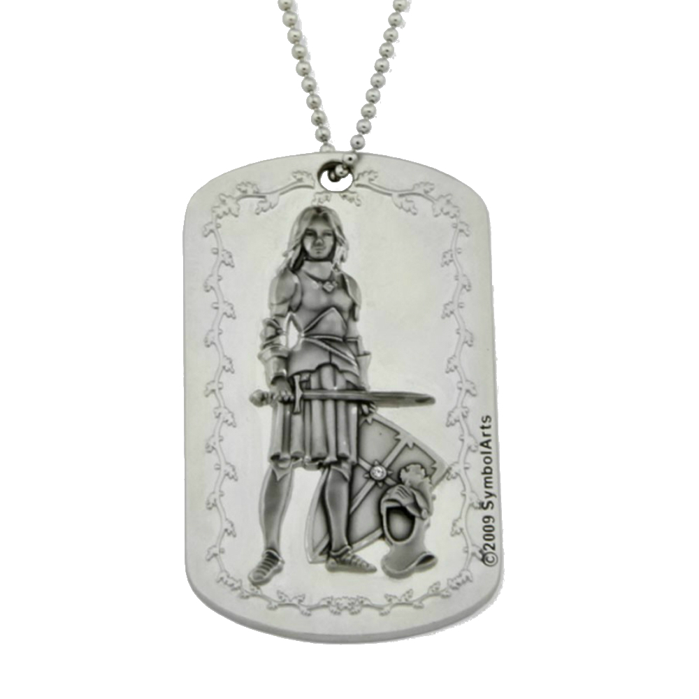 Women's Armor of God Dogtag - SA-8003678