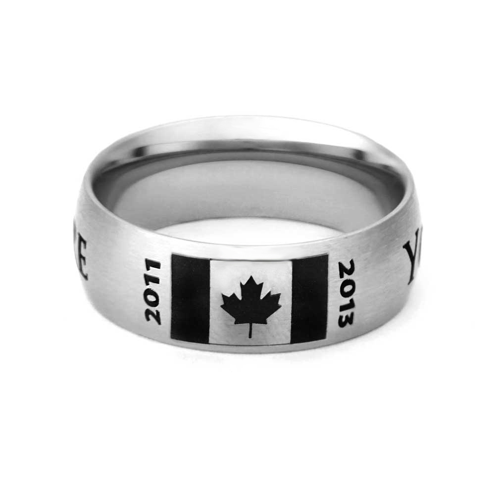 Canada Mission Ring