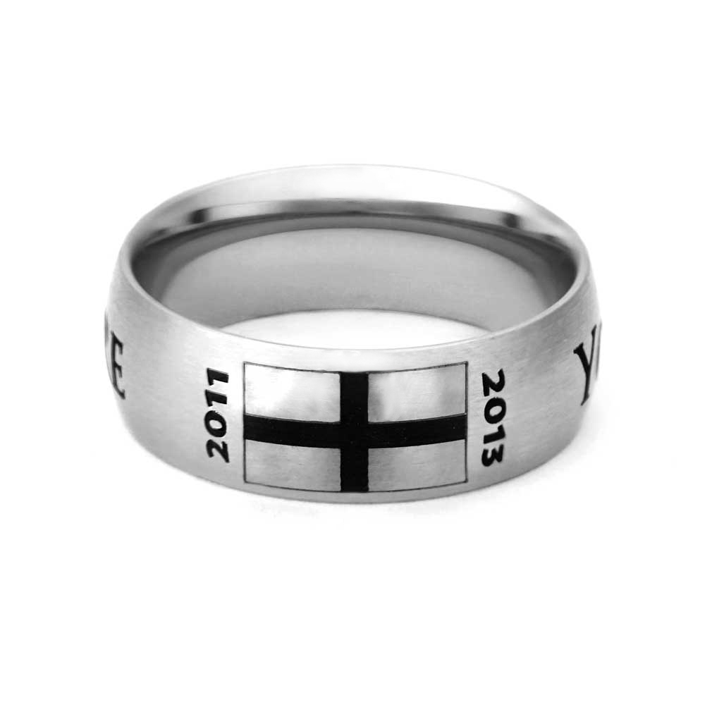 England Mission Ring
