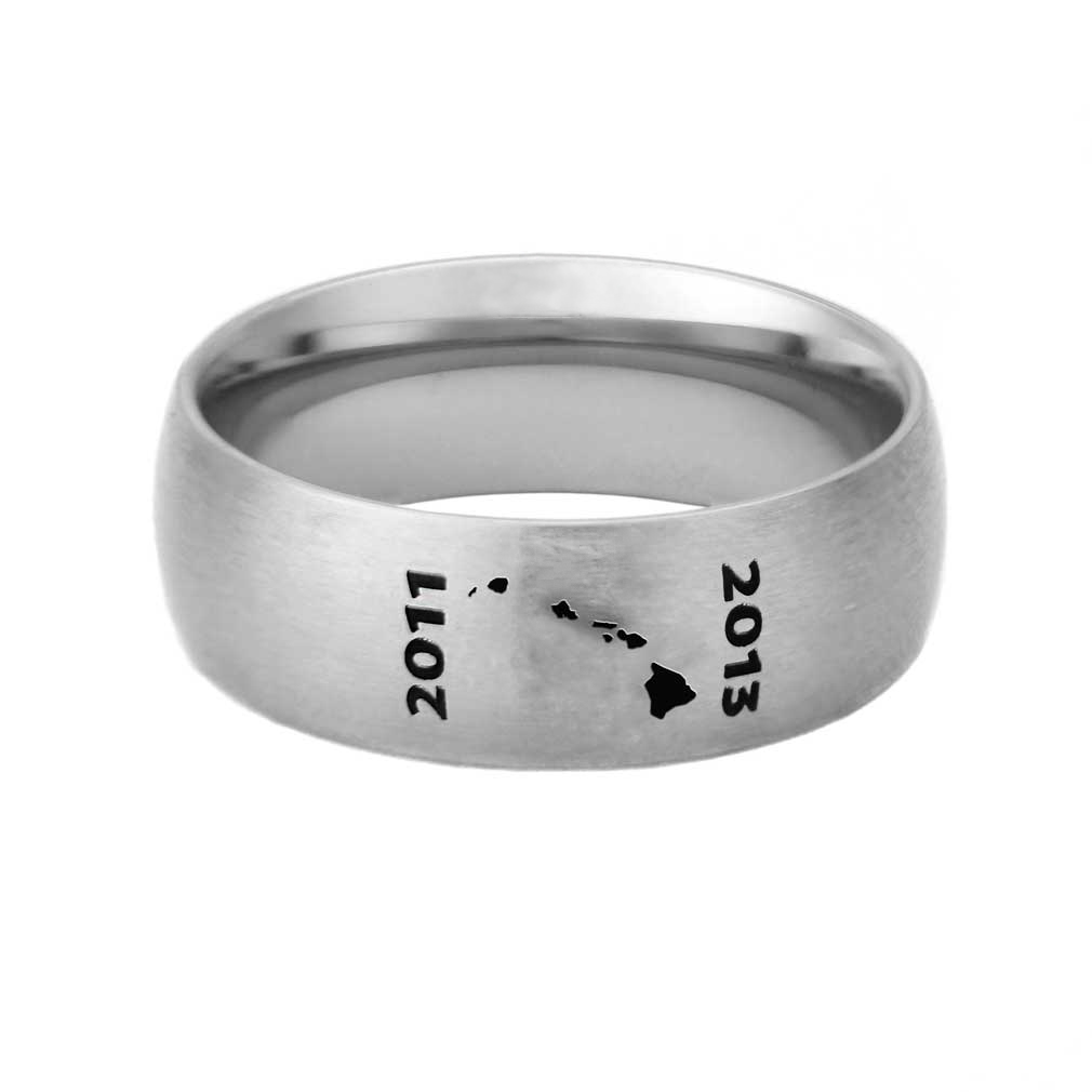 Hawaii Mission Ring - LDP-RNGB1550