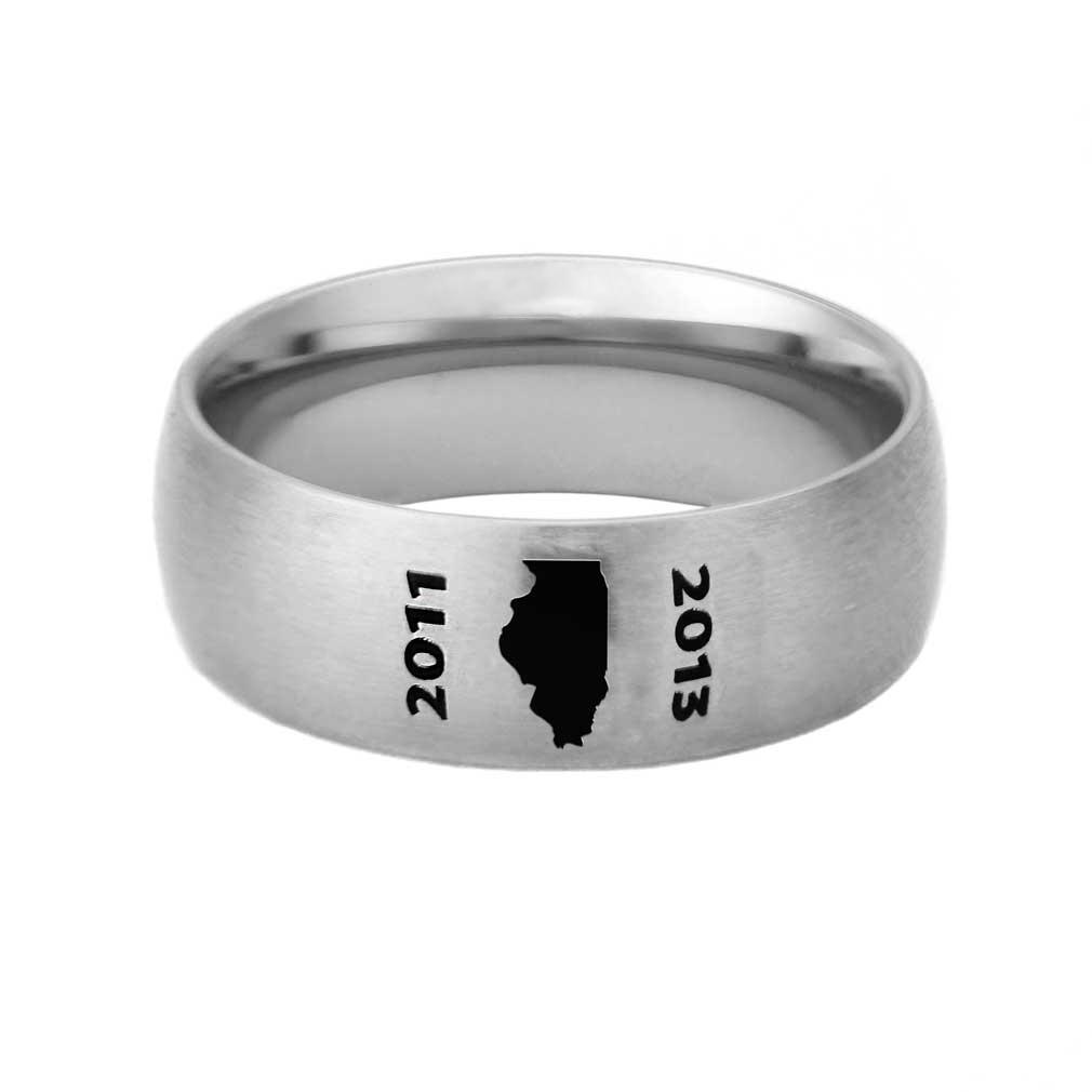 Illinois Mission Ring