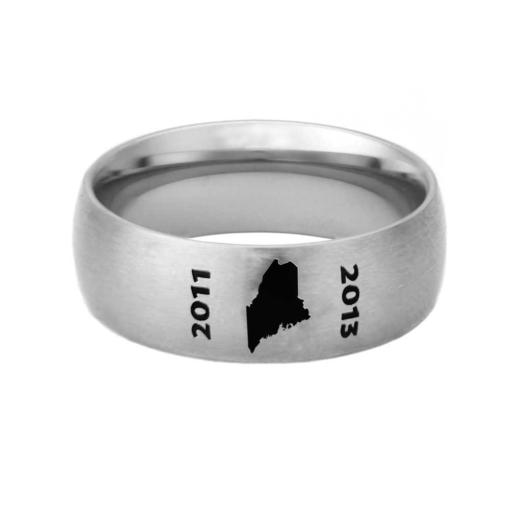 Maine Mission Ring