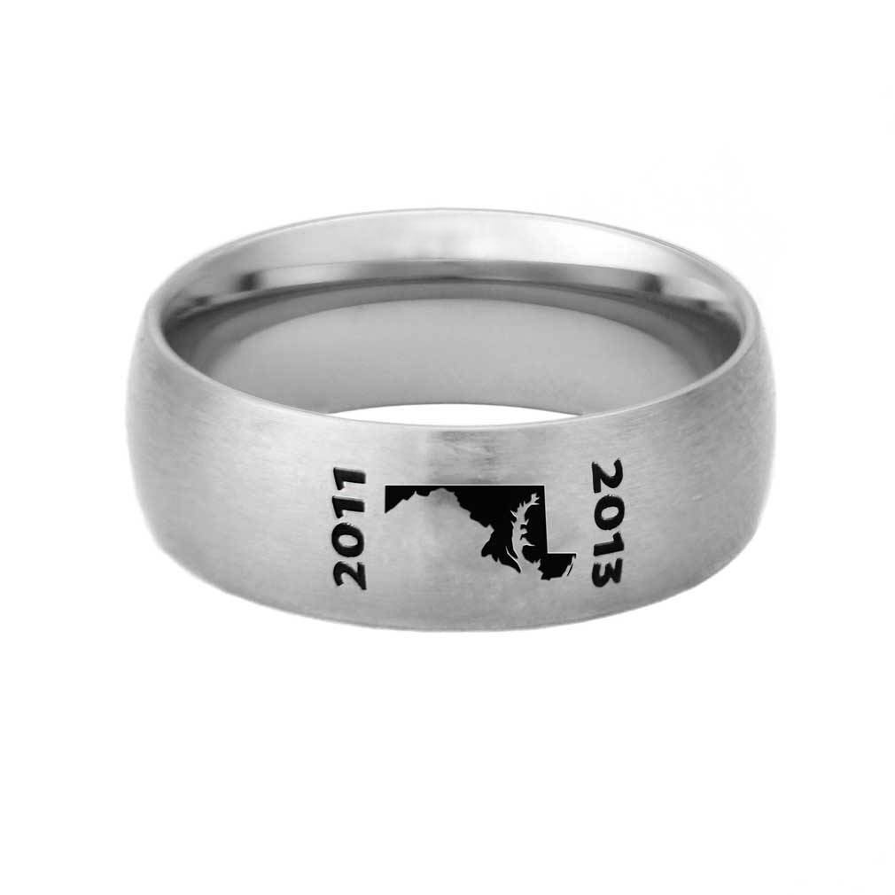 Maryland Mission Ring