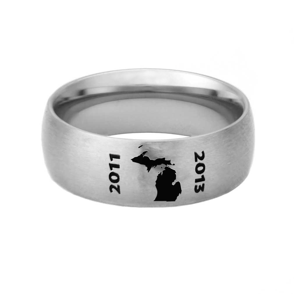 Michigan Mission Ring - LDP-RNGB1561