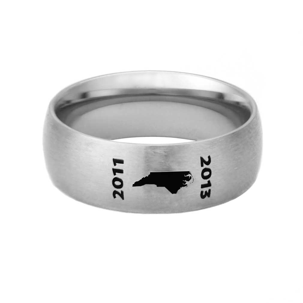 North Carolina Mission Ring