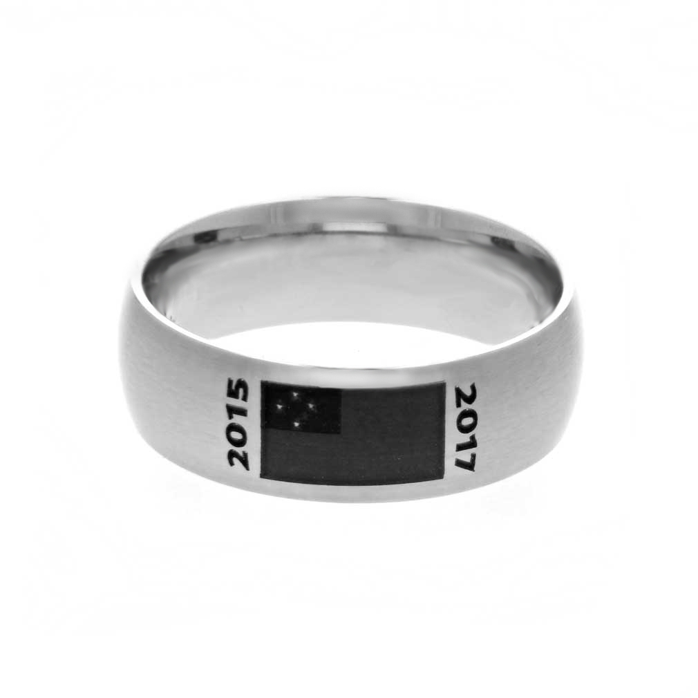 Samoa Mission Ring
