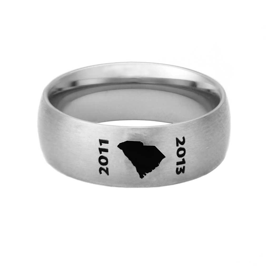 South Carolina Mission Ring