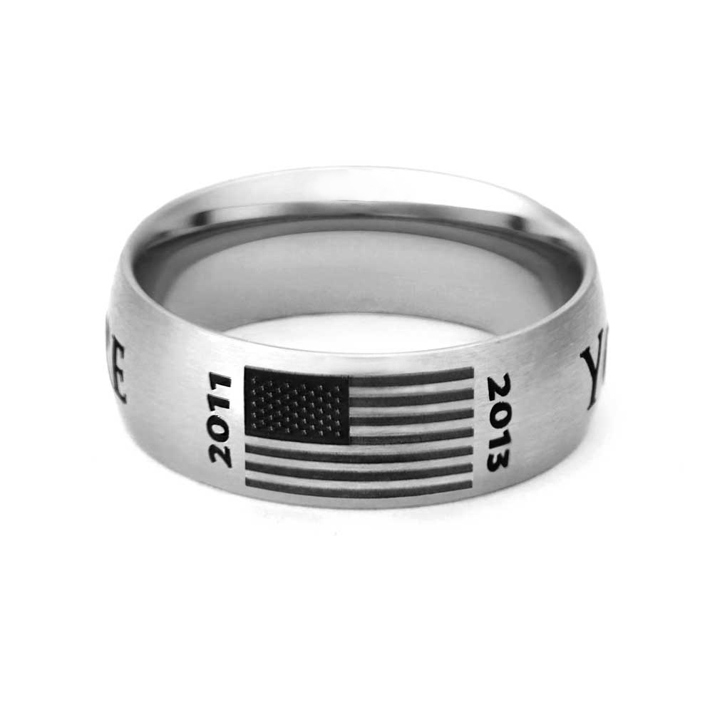 USA Mission Ring