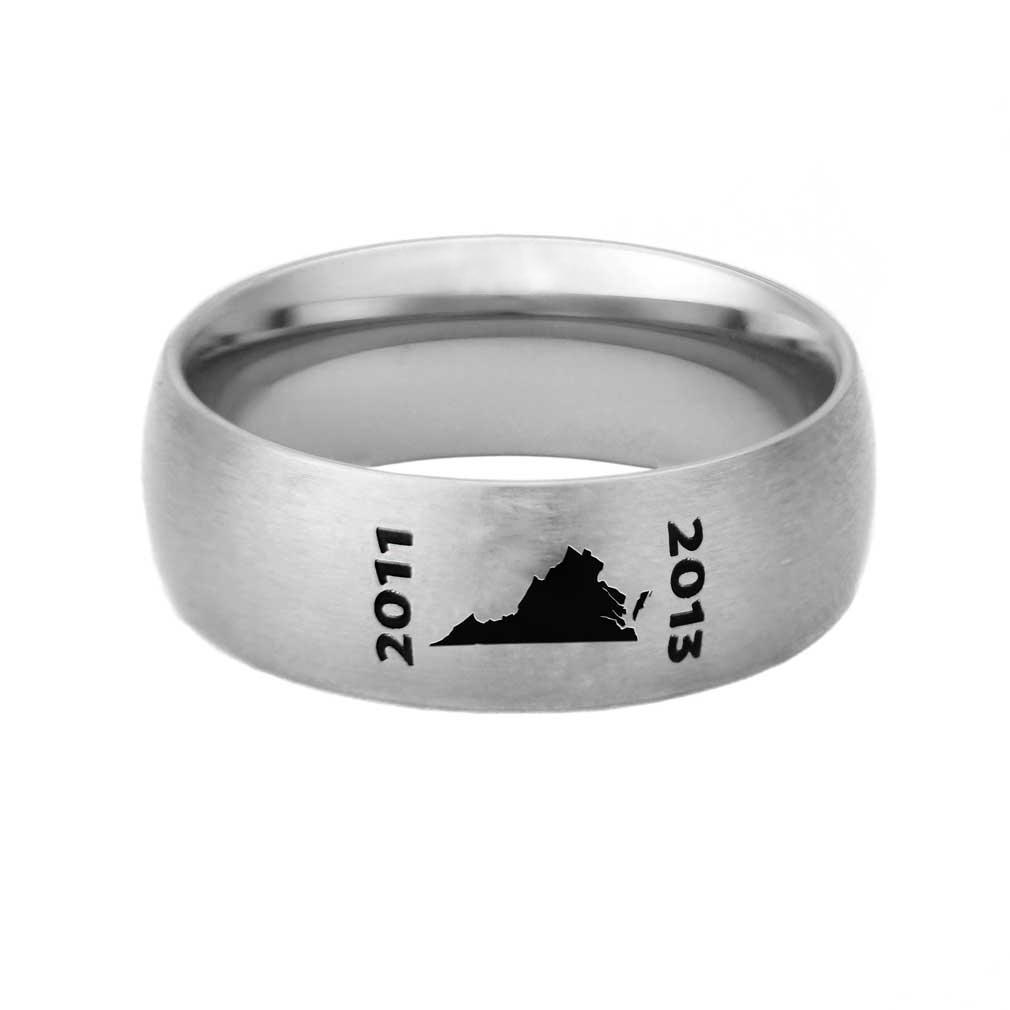 Virginia Mission Ring