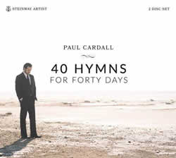 Paul Cardall: 40 Hymns for Forty Days CD - DBD-650070999829