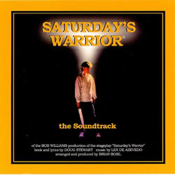 Saturdays Warrior Soundtrack CD - Original