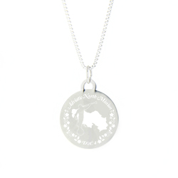 Adriatic Mission Necklace - Silver/Gold