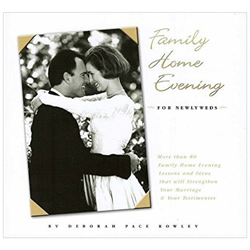 Family Home Evening for Newlyweds