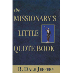 The Missionarys Little Quote Book
