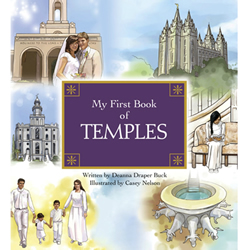 My First Book of Temples