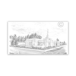 Bismarck North Dakota Temple Recommend Holder