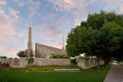Boise Temple - Pre-Renovation