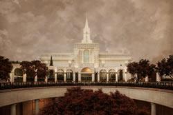 Bountiful Atrium - Sepia Atrium