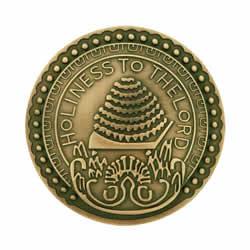 SLC Temple Doorknob Paperweight
