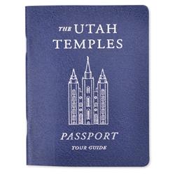 Utah Temples Passport