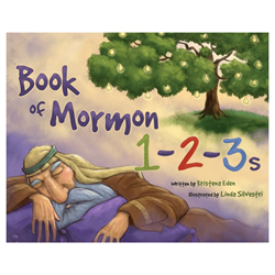 Book of Mormon 1-2-3s book of mormon one two threes, book of mormon counting, book of mormon 1 2 3s, book of mormon counting book, 123s, book of mormon 123s