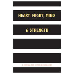 Heart, Might, Mind & Strength Journal - CF-9781462117109