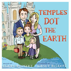 Temples Dot the Earth - Board Book