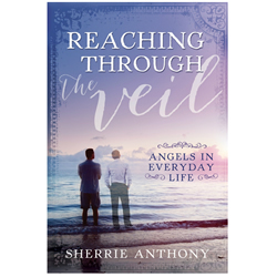 Reaching through the Veil: Angels in Everyday Life reaching through the veil, veil, angels, life, sherrie anthony