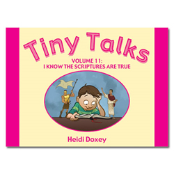 Tiny Talks Vol. 11 primary 2016 theme talks