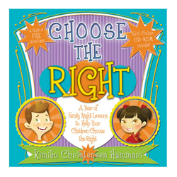 Choose the Right: FHE Book with CD