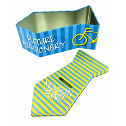 Future Missionary Tie Bank