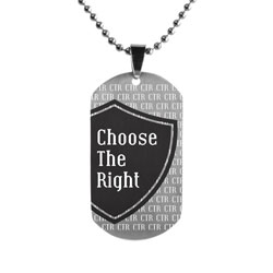 Choose the Right Shield Dog Tag