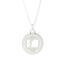 Colorado Mission Necklace - Silver/Gold