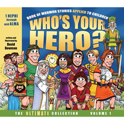 Whos Your Hero Vol. 1