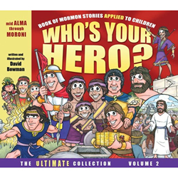 Whos Your Hero Vol. 2