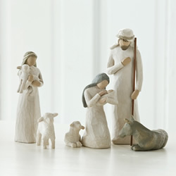 Willow Tree Nativity (set of 6)