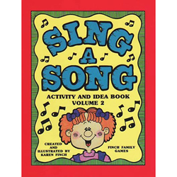 Sing A Song Activities and Ideas #2