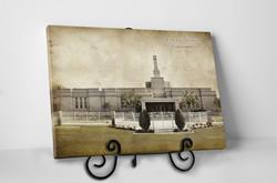 Fresno Temple - Vintage Tabletop
