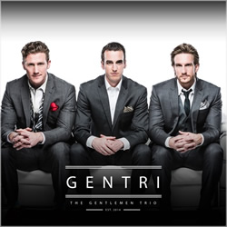 GENTRI: The Gentlemen Trio EP