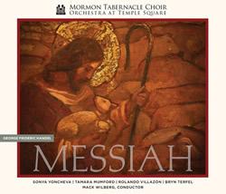 Mormon Tabernacle Choir: Handels Messiah CD & DVD