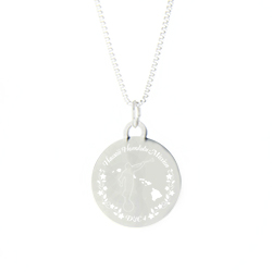 Hawaii Mission Necklace - Silver/Gold