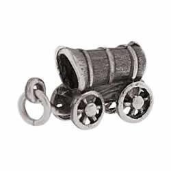 Wagon Charm