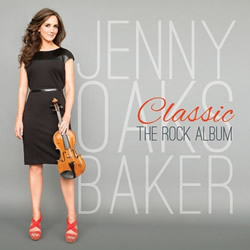 Jenny Oaks Baker: Classic Rock Album - DBD-5119169