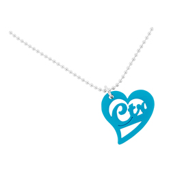 CTR Love Necklace - Blue